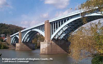 Washington Crossing Bridge At 40th St Bridges And